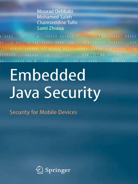 Embedded Java Security