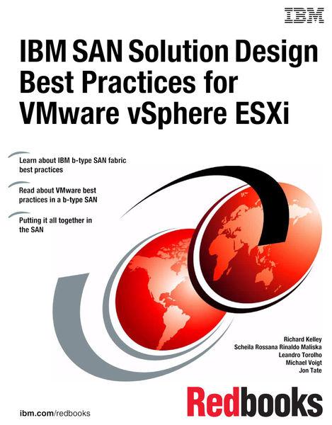 IBM SAN Solution Design Best Practices for VMware ...