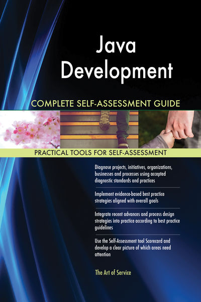 Java Development Complete Self-Assessment Guide