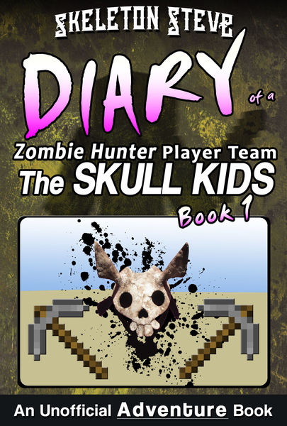 Minecraft Diary of a Zombie Hunter Player Team 'Th...