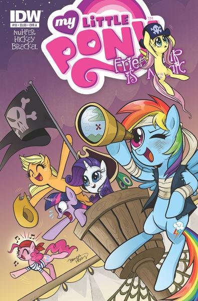 My Little Pony: Friendship is Magic #13