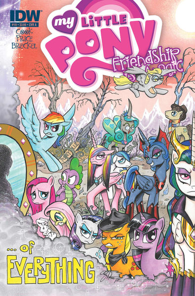 My Little Pony: Friendship is Magic #19