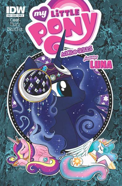 My Little Pony: Micro Series #10 - Luna