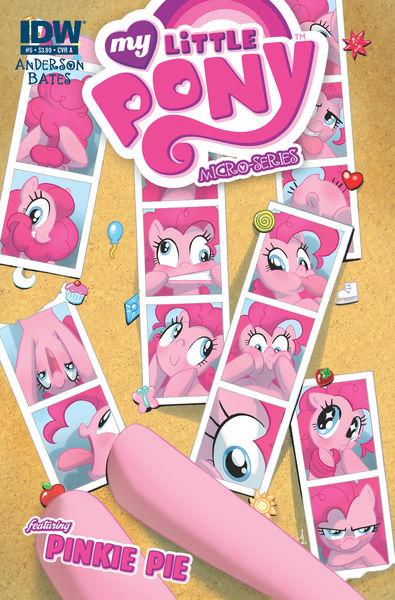 My Little Pony: Micro Series #5 - Pinkie Pie