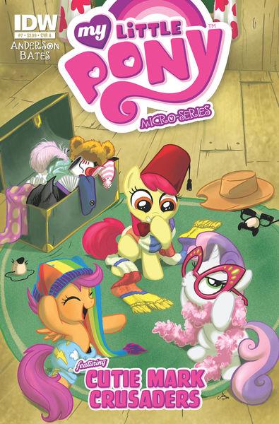 My Little Pony: Micro Series #7 - Cutie Mark Crusa...