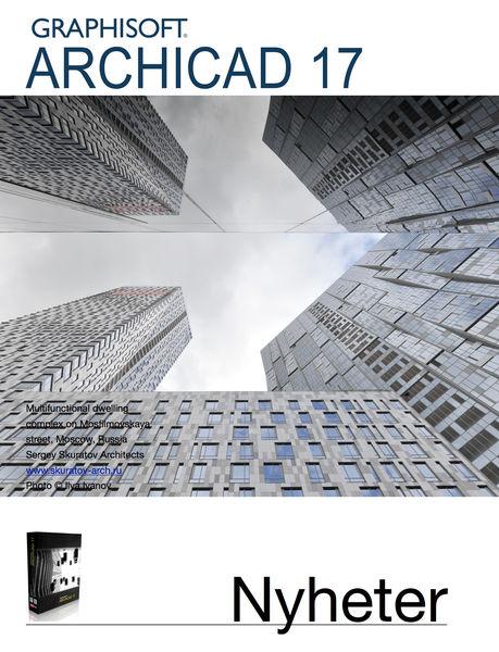 Nyheter ArchiCAD 17