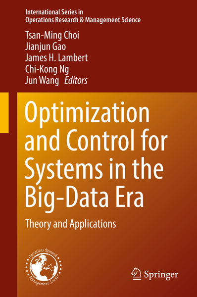 Optimization and Control for Systems in the Big-Da...