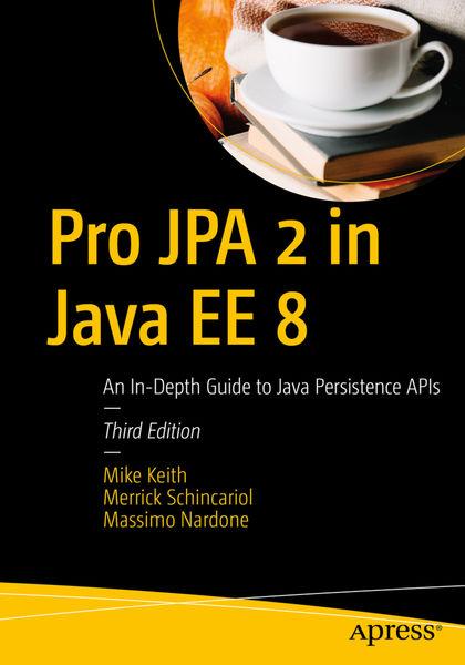 Pro JPA 2 in Java EE 8