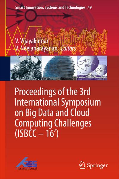 Proceedings of the 3rd International Symposium on ...