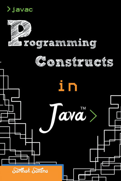 Programming Constructs in Java