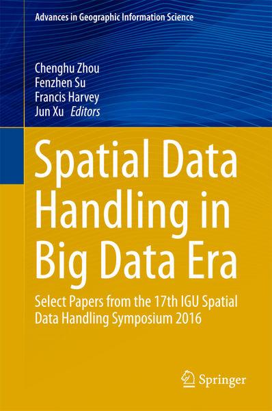 Spatial Data Handling in Big Data Era