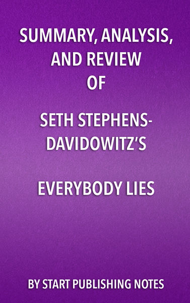 Summary, Analysis, and Review of Seth Stephens- Da...
