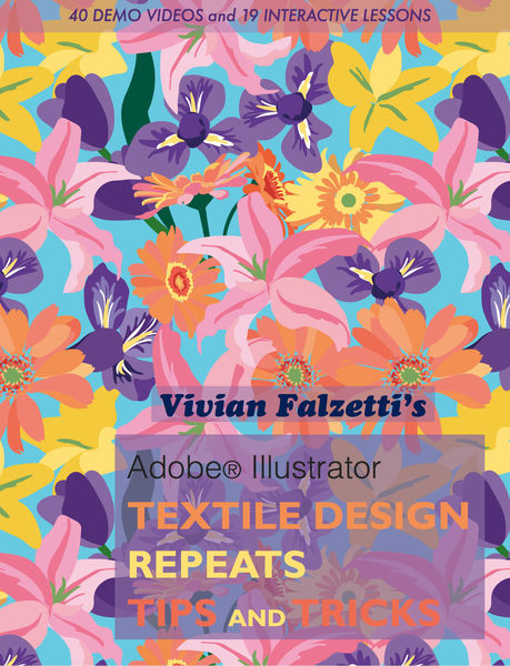 Textile Design - Repeats Tips And Tricks