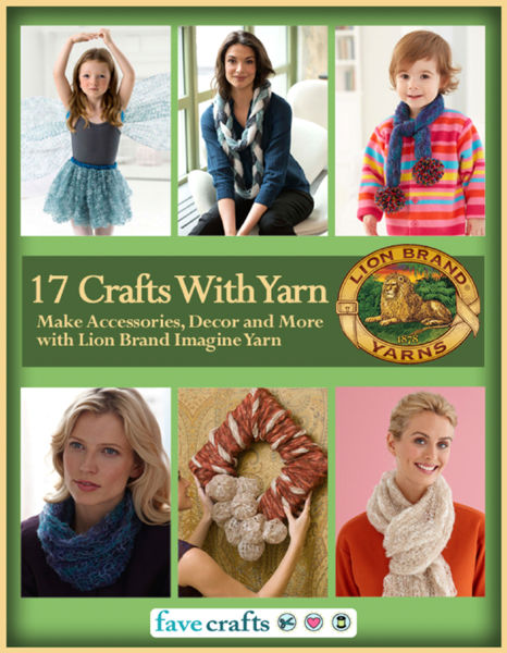 17 Easy Crafts With Yarn - Make Accessories, Decor...