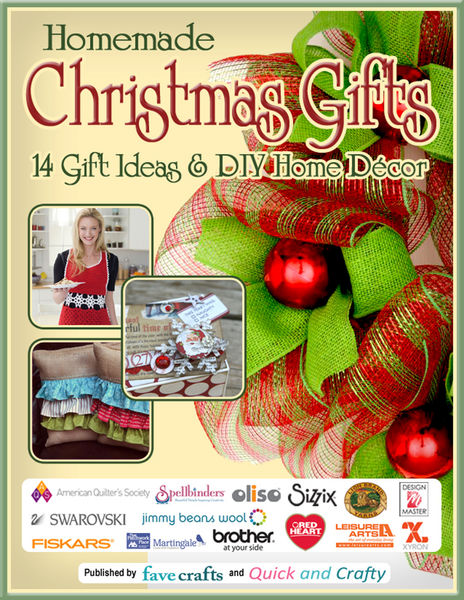 Homemade Christmas Gifts:  14 Gift Ideas & DIY Hom...
