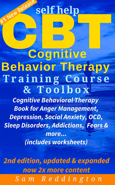 Self Help CBT Cognitive Behavior Therapy Training ...