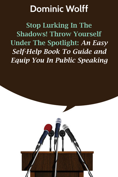 Stop Lurking in the Shadows! Throw Yourself Under ...
