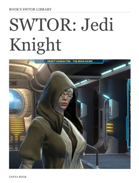 SWTOR: Jedi Knight