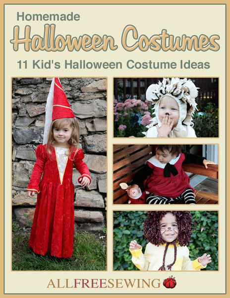 1. Homemade Halloween Costumes: 11 Kids Halloween ...