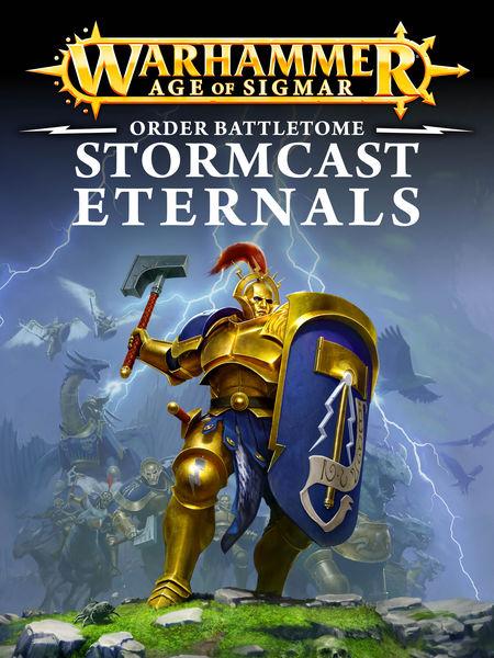 Battletome: Stormcast Eternal