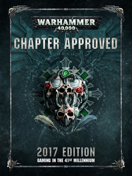 Chapter Approved: 2017 Edition