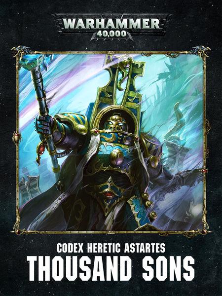 Codex: Chaos Thousand Sons Enhanced Edition