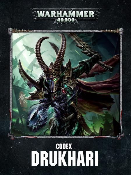 Codex: Drukhari Enhanced Edition