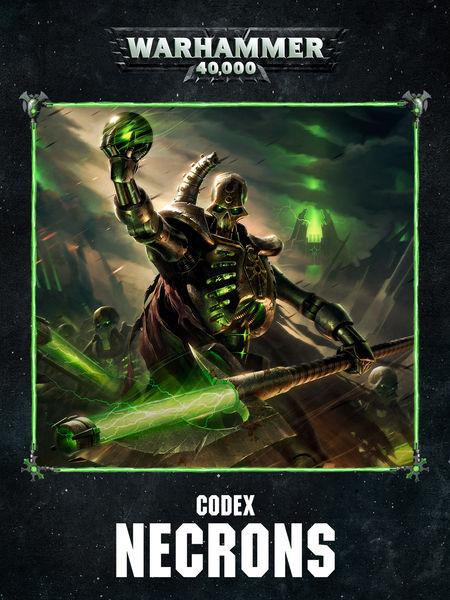 Codex: Necrons Enhanced Edition