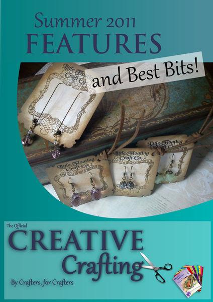 Creative Crafting Summer 2011