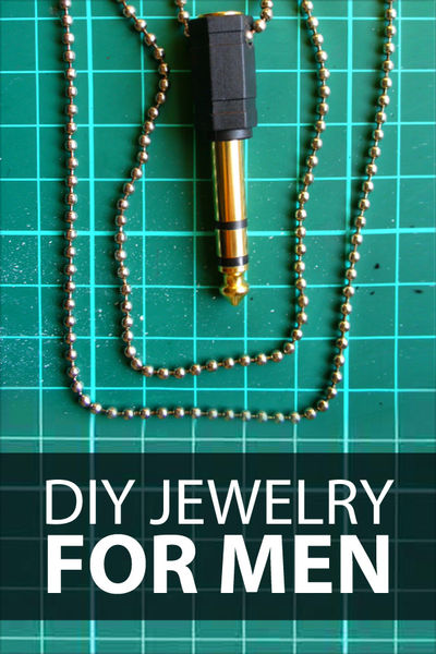 DIY Jewelry for Men
