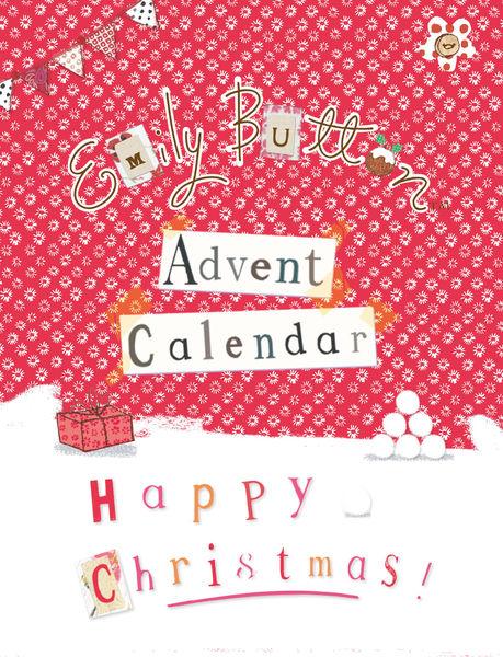 Emily Button and Friends Advent Calendar