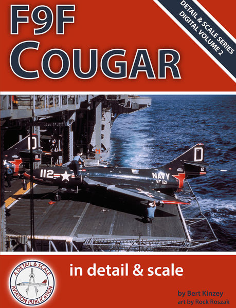 F9F Cougar in Detail & Scale