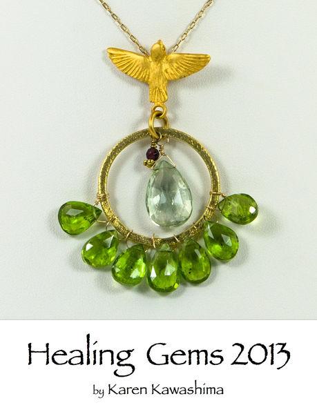 Healing Gems 2013