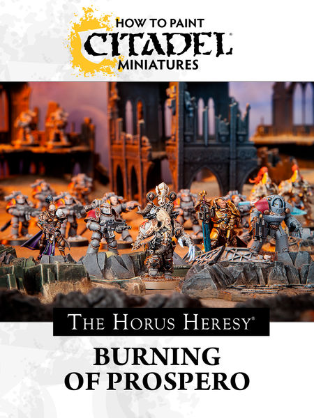 How to Paint Citadel Miniatures: Burning of Prospe...