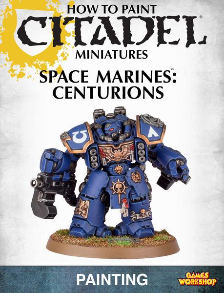 How to Paint Citadel Miniatures: Centurions