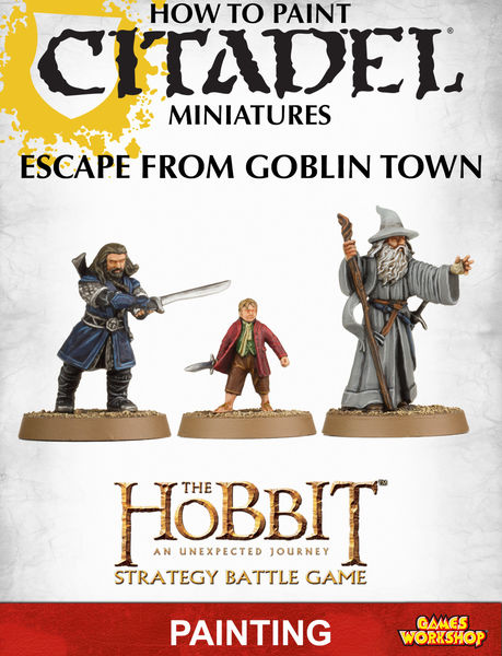 How to Paint Citadel Miniatures: Escape from Gobli...