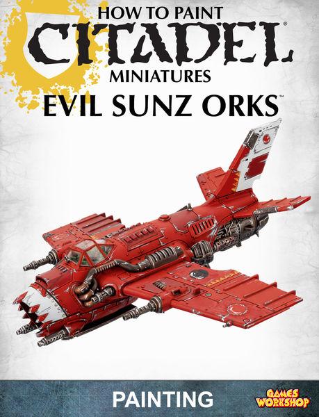 How to Paint Citadel Miniatures: Evil Sunz Orks