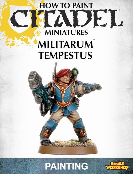 How to Paint Citadel Miniatures: Militarum Tempest...
