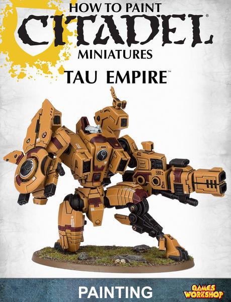 How to Paint Citadel Miniatures: Tau Empire 2013 E...