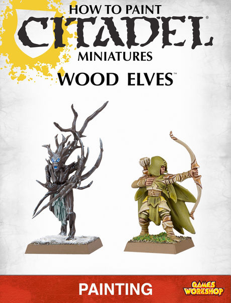 How to Paint Citadel Miniatures: Wood Elves