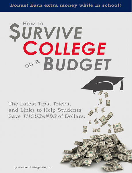 How to Survive College on a Budget