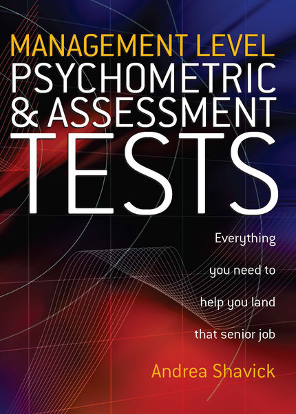 Management Level Psychometric and Assessment Tests