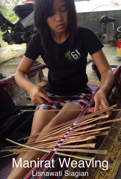Manirat Weaving