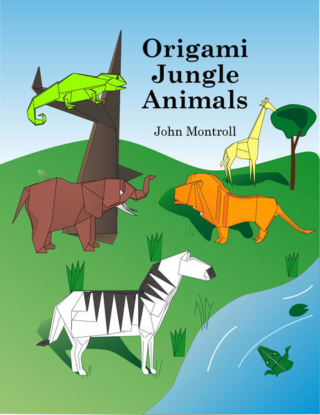 Origami Jungle Animals