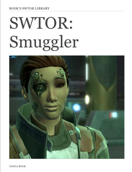 SWTOR: Smuggler Guide