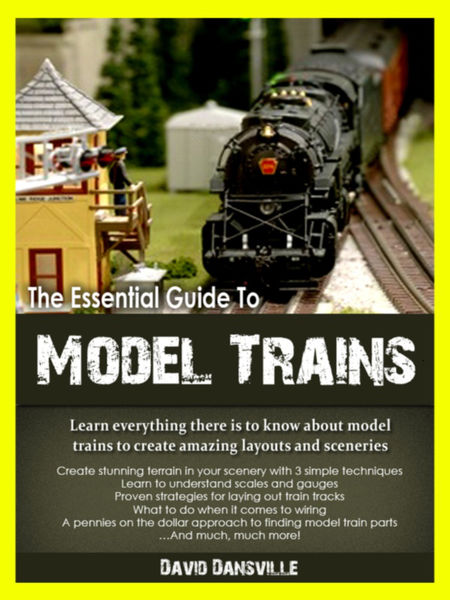 The Essential Guide to Model Trains