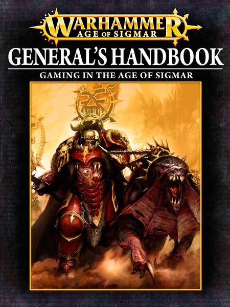 The General's Handbook Enhanced Edition