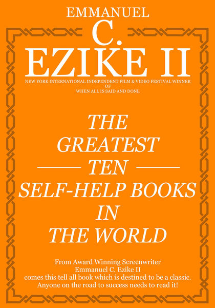 The Greatest Ten Self Help Books In The World