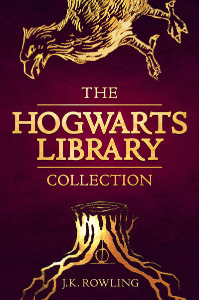 The Hogwarts Library Collection