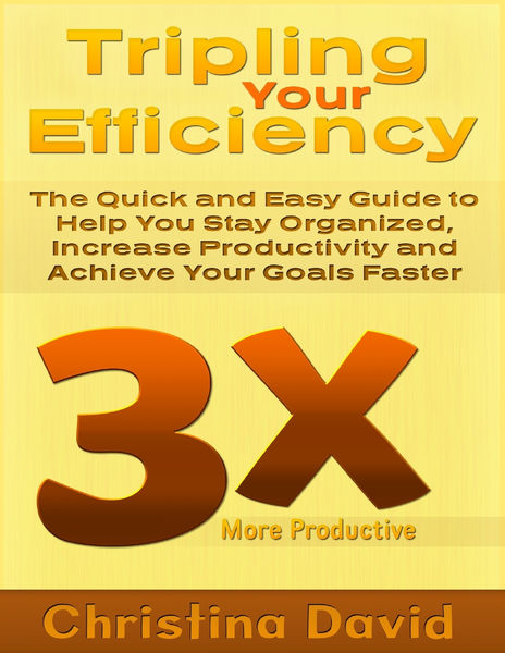 Tripling Your Efficiency